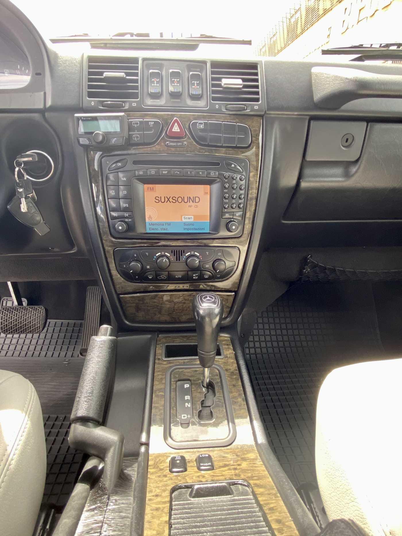 Mercedes-Benz - Classe G 270 passo lungo 7P AUT usata in Sardegna - Concessionaria ufficiale Audi Catte Auto Cagliari