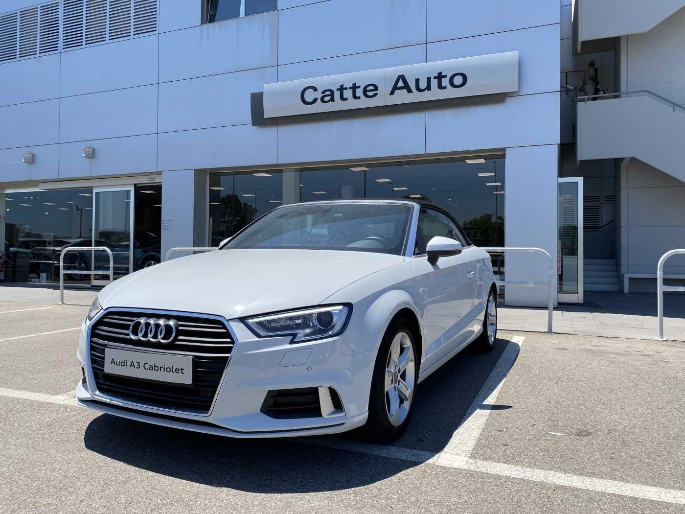 Audi - A3 3ª serie usata in Sardegna - Concessionaria ufficiale Audi Catte Auto Cagliari