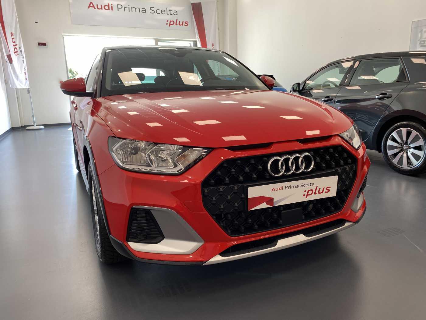 Audi - A1 2ª serie usata in Sardegna - Concessionaria ufficiale Audi Catte Auto Cagliari