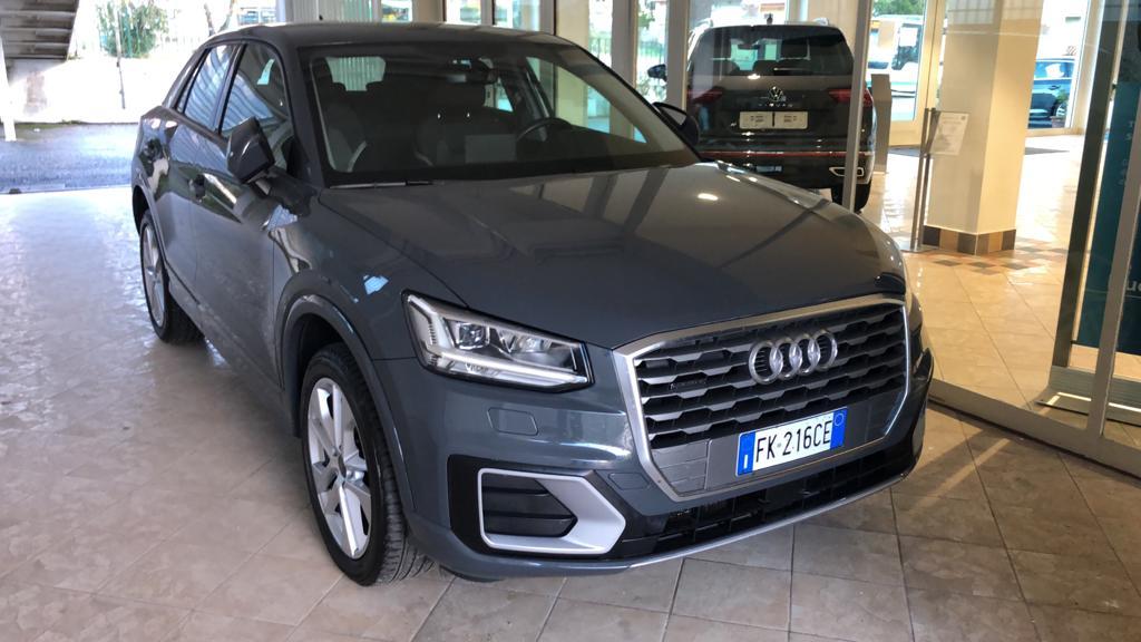 Audi - Audi Q2 TDI Sport usata in Sardegna - Concessionaria ufficiale Audi Catte Auto Cagliari