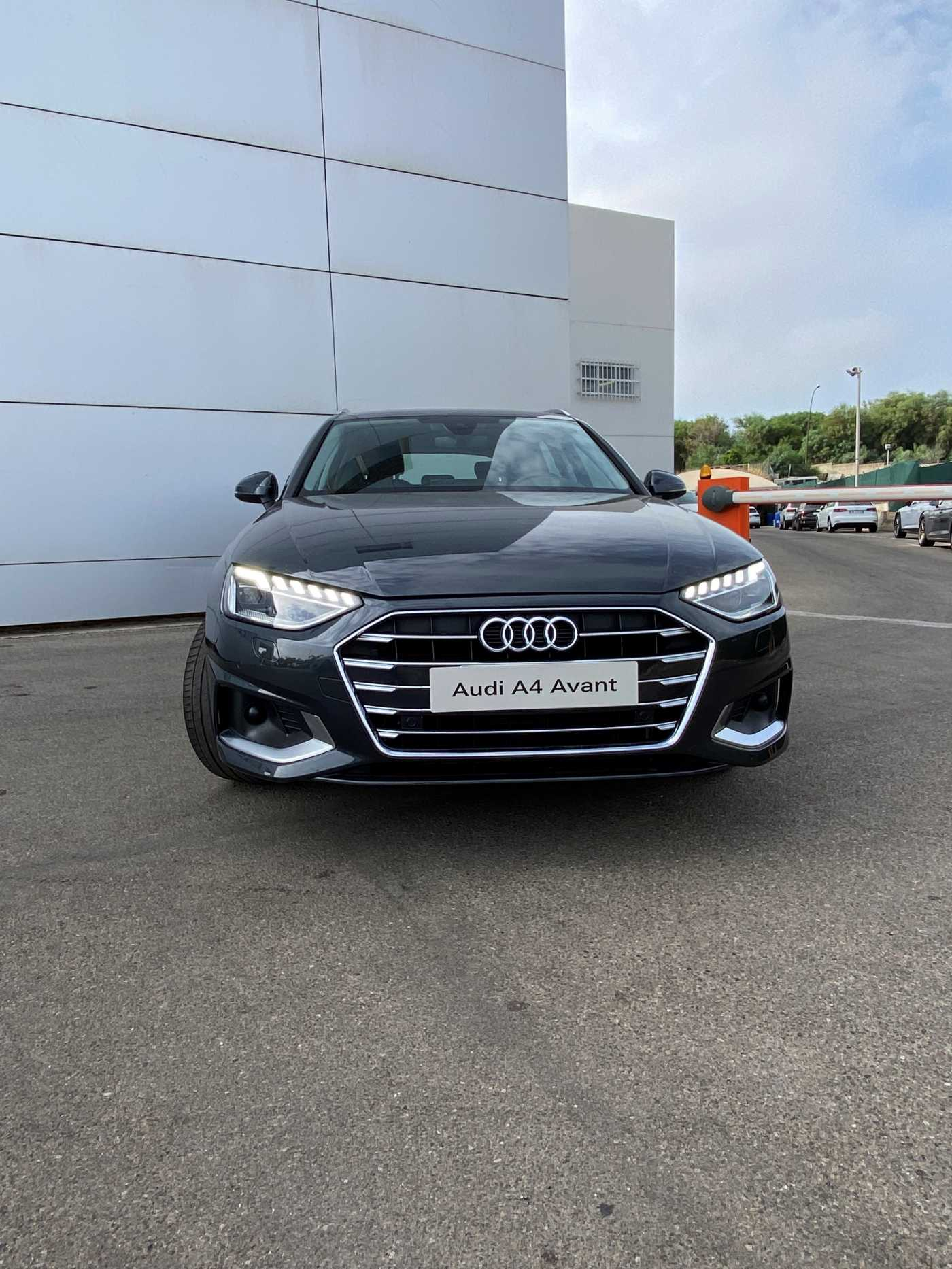 Audi - A4 5ª serie usata in Sardegna - Concessionaria ufficiale Audi Catte Auto Cagliari