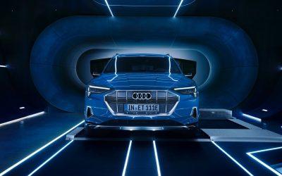 L'elettrico ora è Audi