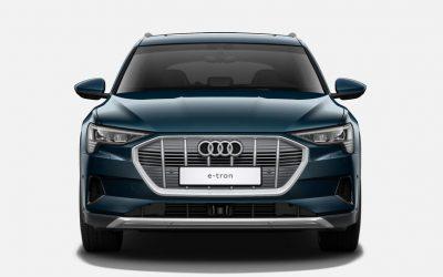 Audi e-tron a Cagliari