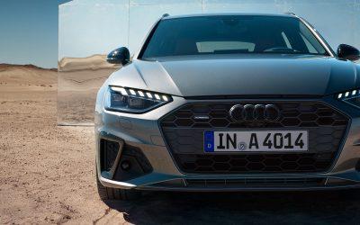 Buon compleanno Audi A4