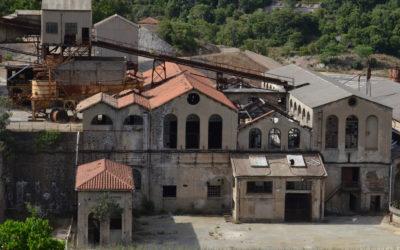 Autunno in Sardegna. Tra le miniere di Montevecchio.
