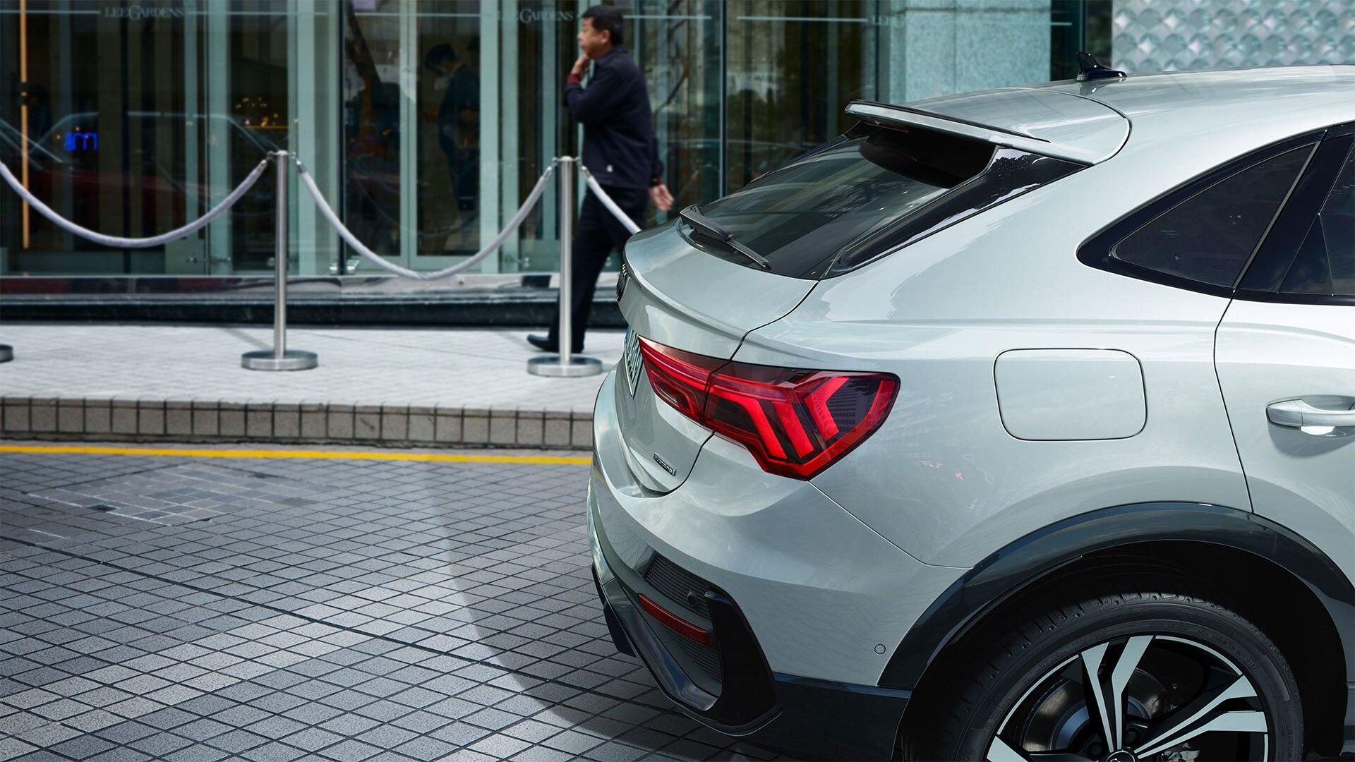Nuova Audi Q3 Sportback - Catte Auto Sardegna