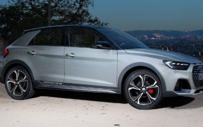 Nuova Audi A1 citycarver