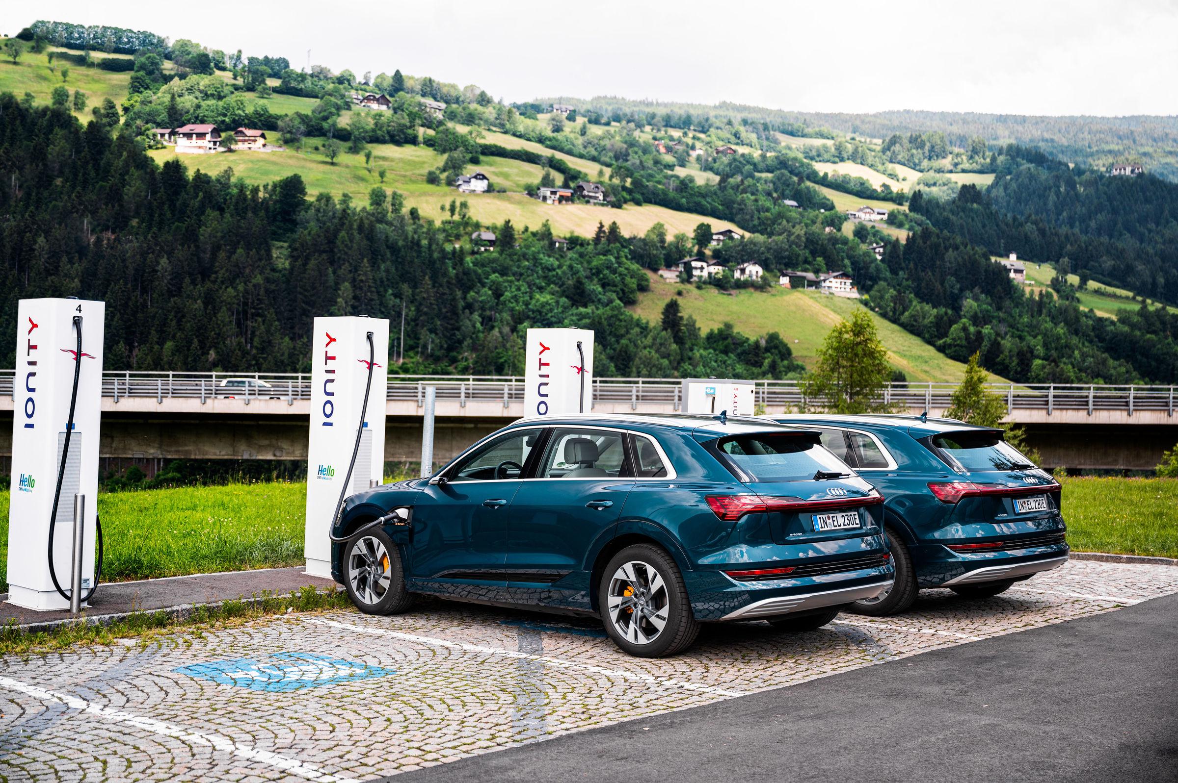 e-tron - L'elettrico ora è Audi