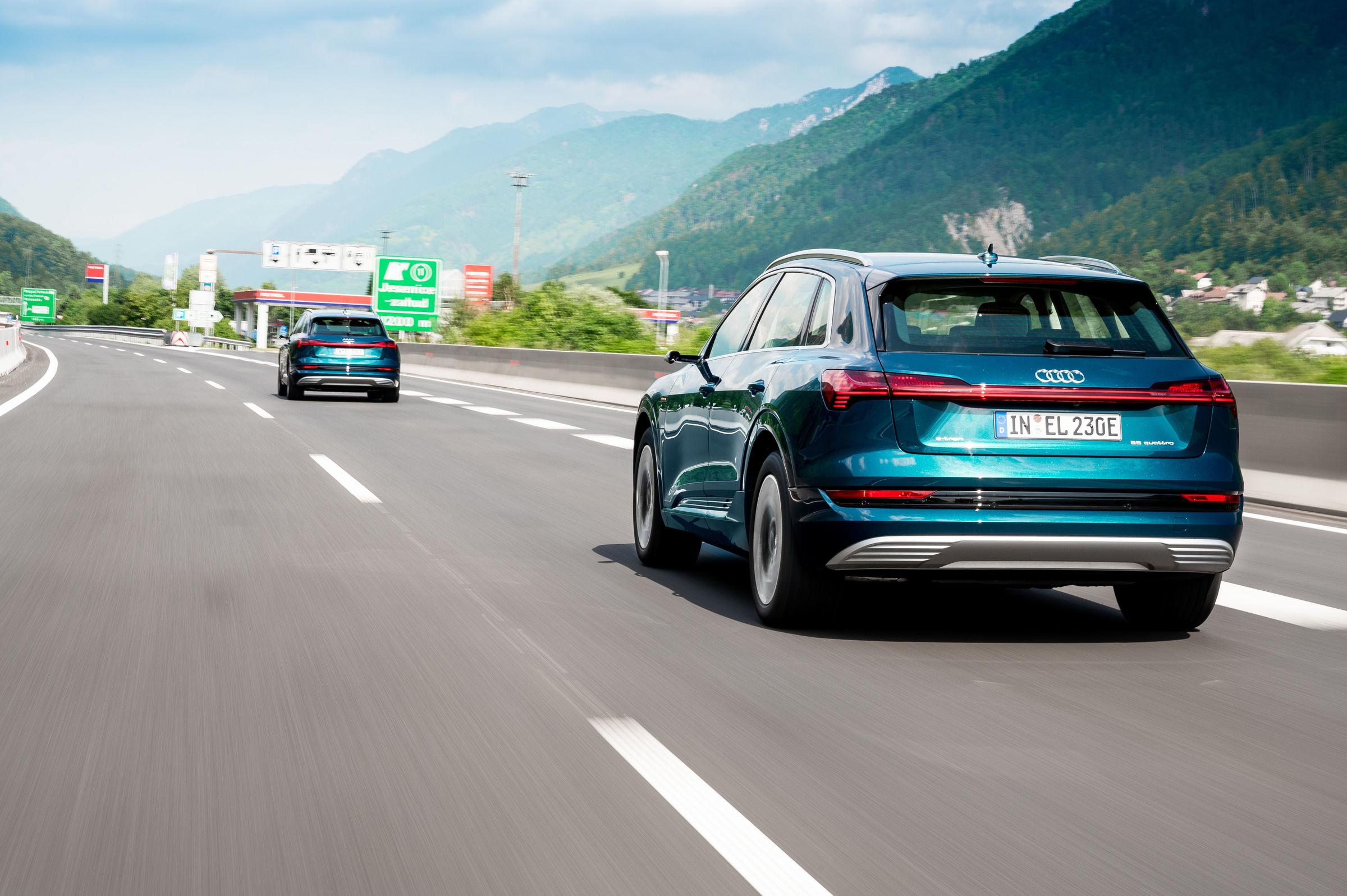 e-tron - L'elettrico ora è Audi - Way