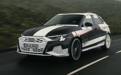 Nuova Audi A3 sportback.